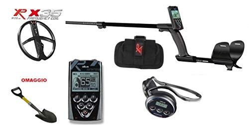XP Metal Detector Xplorer Deus completo gorro WS4+ RC Mando placa 11