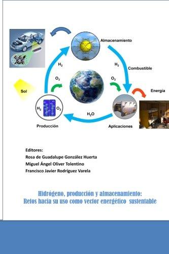 Hidrogeno, produccion y almacenamiento: Retos hacia su uso como vector energetico sustentable