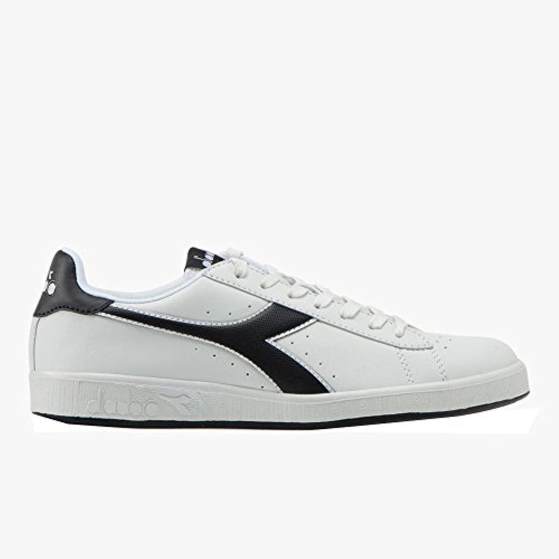 Diadora Men's Game P Low Top Shoes White 12
