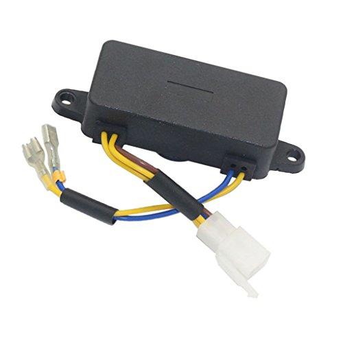 Sharplace Regulador de Voltaje Automático para Generador 2kw 2,5kw 2,8kw de Vehículo