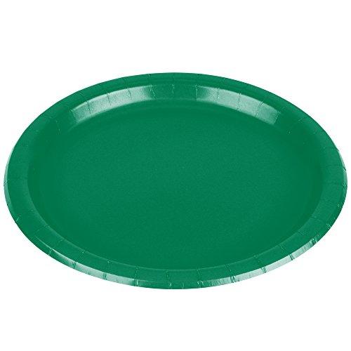 Imagen 1 de Amscan Internacionales Placas 17.7cm (verde festivo)