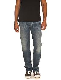 Diesel Jeans hommes LARKEE 0800Z 800Z bleu délavé