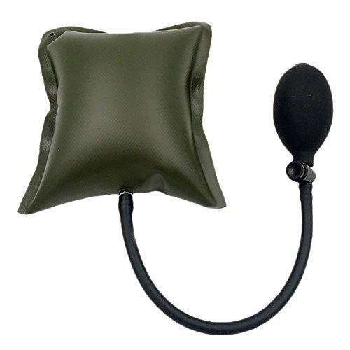 lennonsi Montage cuscino Air Wedge pneumatico e universale della pompa cuneo 1/pezzi cuscino cuscino d aria spreiz NERO carico fino a 150/kg//Verde carico fino a 200/kg