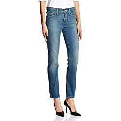 Levi's Women's 312 Shaping Slim Jeans (21831-0002_Med Indigo - Flat Finish_26)