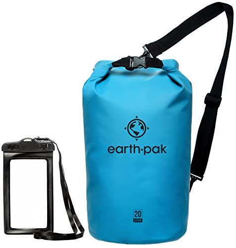 Tierra Pak Original Bolsa Seca Resistente Agua Teléfono
