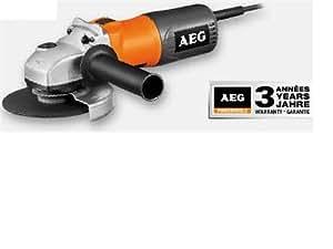 Meuleuse 1 main 125 mm AEG - ws8-125mx