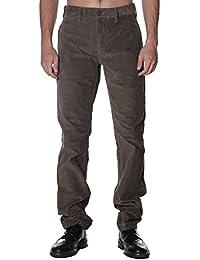 TIMBERLAND - Timberland Lk Print Cordr Pantalone Uomo Marroni