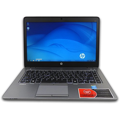 HP Elitebook 840-G2-L3Z76UT Laptop (Windows 7, 8GB RAM, 128GB HDD)
