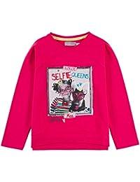 boboli Stretch Knit For Girl, T-Shirt Fille