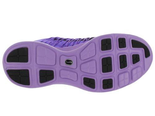 NIKE Chaussures de course LunarEclipse 4pour Femme Gris Violet Venom Noir Urban lilas V - púrpura - morado