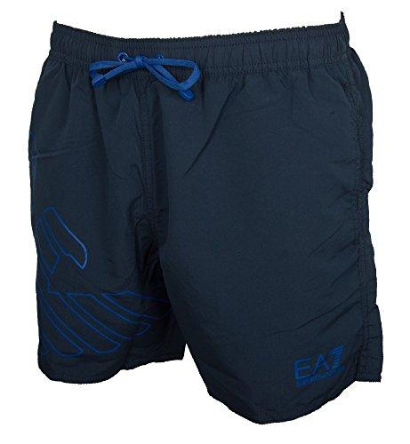 Emporio Armani Pantaloncino Costume Da Bagno Uomo Blu 902000 8P724 06935