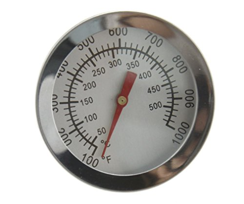 Thermometer Grillthermometer Ofenthermometer Edelstahl BBQ 50°C-500°C