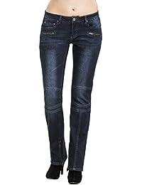 Femmes Stretch denim jeans JSM271 skinny fit G081 - par GEAR