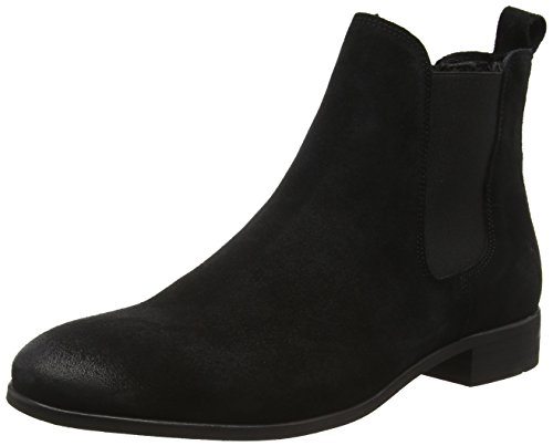 Shoe the Bear, Bottes Chelsea Homme Noir (Black)