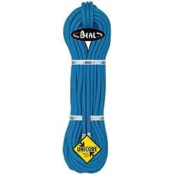BEAL Wall Master Unicore - Cuerda específica de escalada, color azul (blue - blue), talla 10,5 mm x 30 m