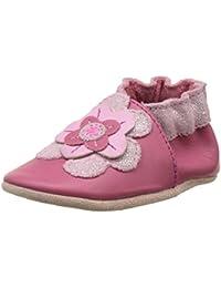 Robeez Bunch Flower, Chaussures de Naissance Bébé Fille