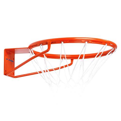 Sport-Thieme Basketballkorb Standard, Mit Sicherheitsnetzbefestigung