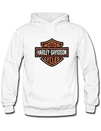Harley Davidson - Sudadera con capucha - para hombre