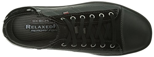 Skechers - Sorino- Pantalone, Scarpe sportive Uomo Nero (Schwarz (BLK))