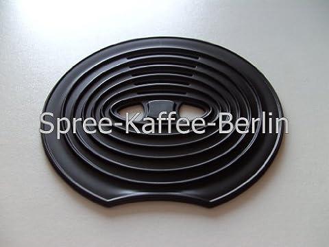 Senseo Abtropfgitter schwarz für Abtropfschale HD7810