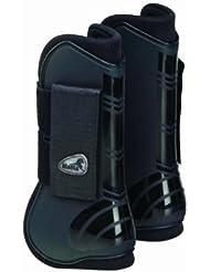 Masta Open Tendon - Protector para caballo, tamaño Intégral, color negro