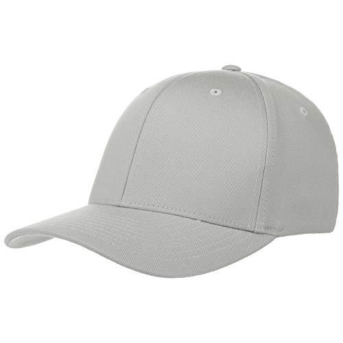 Casquette Spandex Flexfit casquette casquette de baseball (S/M (54-57) - argent)