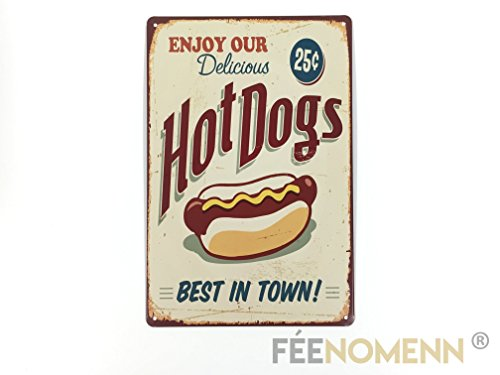 intage - Hot Dogs (20 x 30 cm) ()
