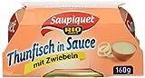Produkt-Bild: Saupiquet Thunfisch in Sauce mit Zwiebel, 9er Pack (9 x 160 g)