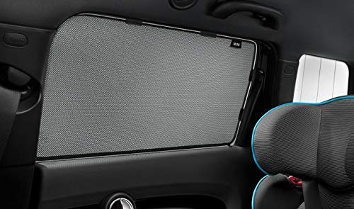 Mini pare-soleil d'origine pour mini Clubman F54 Noir