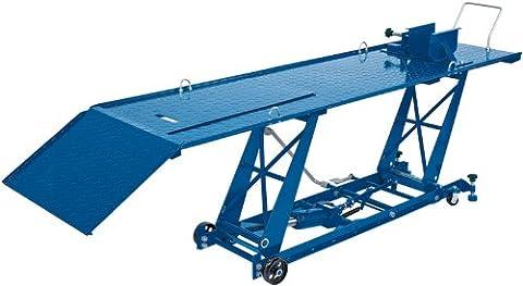 DRAPER 360 kg de levage hydraulique pour moto-construction en acier