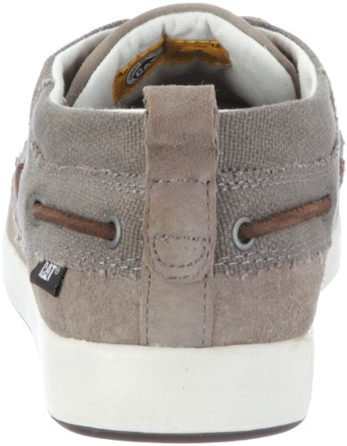 Caterpillar Alec, Chaussures basses hommes Gris (Pod Grey/Worn Brown)