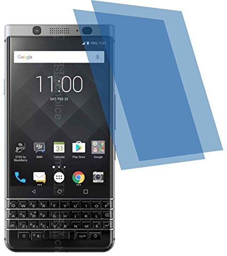 4ProTec 2X GEHÄRTETE ANTIREFLEX matt 3D Touch Schutzfolie für BlackBerry KEYone Displayschutzfolie Schutzhülle Bildschirmschutz Bildschirmfolie Folie