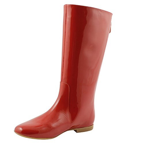 Exclusif Paris  Exclusif Paris Molly, Chaussures femme Bottes,  Damen Stiefel & Stiefeletten Rot - rot