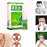 Best Congestion Medicines - : 20ml Allergic Rhinitis Nosal Spray Natural nese Review