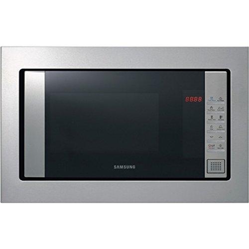Samsung FW87SST Intégré - Micro-ondes (Intégré, Micro-ondes uniquement, 23 L, 1250 W, Tactil, Acier inoxydable)