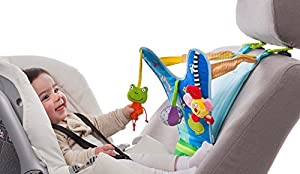 Taf Toys In-Car Play Toy Travel Activity Centre by Taf Toys