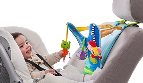 Image of Taf Toys In-Car Play Toy Travel Activity Centre