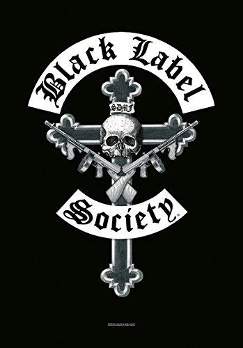 heart-rock-licensed-bandiera-black-label-society-crucifix-tessuto-multicolore-110x75x01-cm