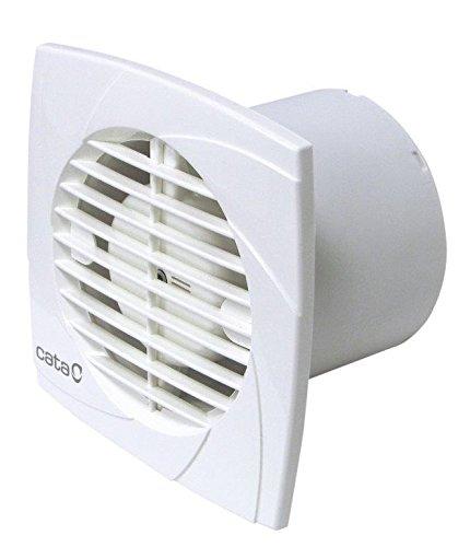 Cata B10 Plus - Extractor de baño, 15 W, color blanco