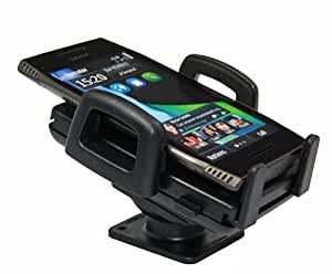 sumo:mobile Premium KFZ Autohalterung Kugelgelenk Sockel (1536/25310) für Smartphones