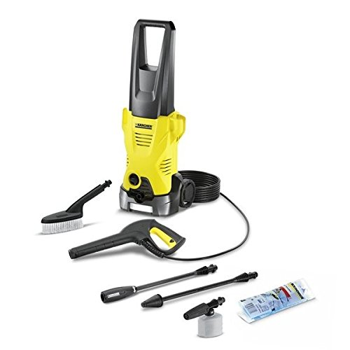 Karcher K2 Premium Car 1400-watt High Pressure Washer (yellow)