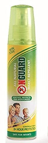 OnGuard All Natural Deet Free Insect Repellent - 150 ml (5.07oz) Pump Spray
