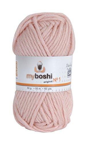 myboshi Crochet/Strickgarn, Wolle Mix, Powder