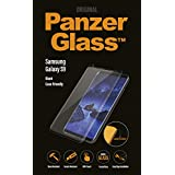 PanzerGlass 7142 Tempered Glass Screen Protector For Samsung S9 Black, Case Friendly - (Pack of1)