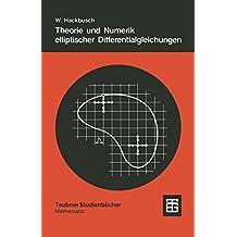 Theorie und Numerik elliptischer Differentialgleichungen (Teubner Studienbücher Mathematik) (German Edition)