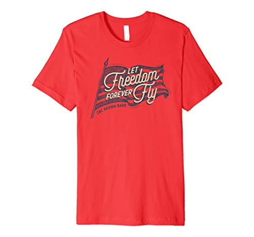 Zac Brown Band - Veterans Day Freedom T-Shirt