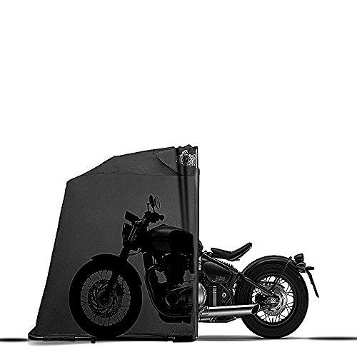 Ridehide traspirante moto cover | senza contatto e completamente ventilato copertura | Alta qualità, solo, con colla e cuciture nastrate