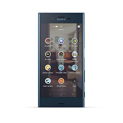 Sony Xperia XZ (64GB, Dual SIM, Forest Blue) (Origin EU)