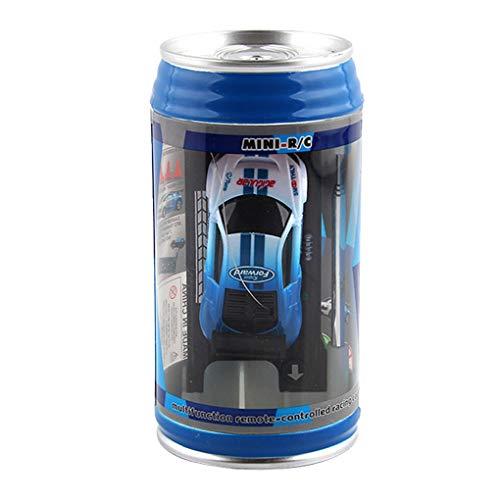 Minzhi 01.45 Kinder Kunststoff-4-Rad-Dosen Fernsteuerungsauto- Mini Canned RC Fahrzeug Kleine Kinder Spielzeug