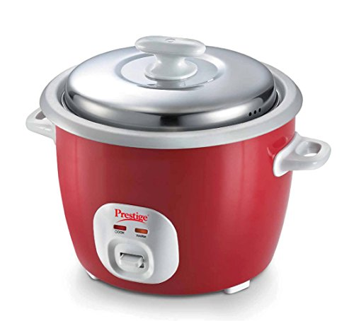 Prestige Delight Electric Rice Cooker Cute 1.8-2 (700 watts) with...